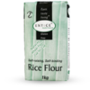 Self raising rice flour