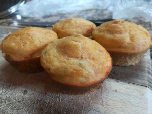 Entice Emmentaler Rosemary Muffins