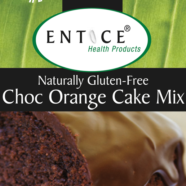 Choc Orange Cake Mix