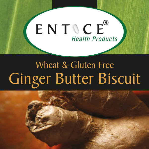 Ginger Butter Biscuit