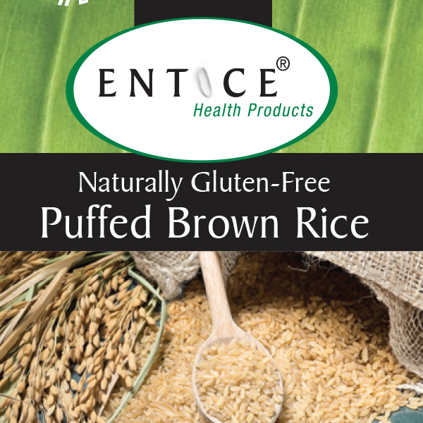 Puffed Brown Rice