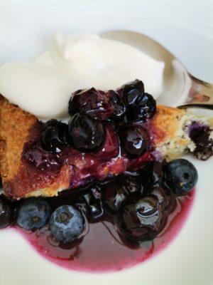 Entice Blueberry Poppyseed Cake