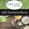 Sable Shortbread Biscuit